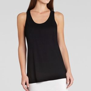 BCBG Leslie top with cut out back